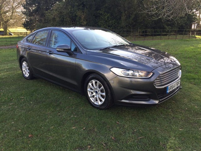 2014 Ford Mondeo 2.0TDCi Titanium X Business (163ps) Estate (64 reg)