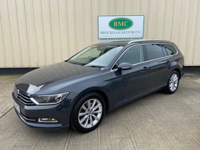 2016 Volkswagen Passat 2.0TDI SE Business (BMT)(s/s) Estate 5d (66 reg)