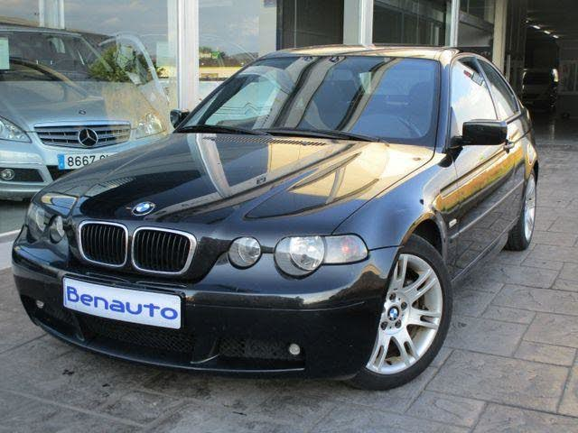 2003 BMW Serie 3 320 td Compact