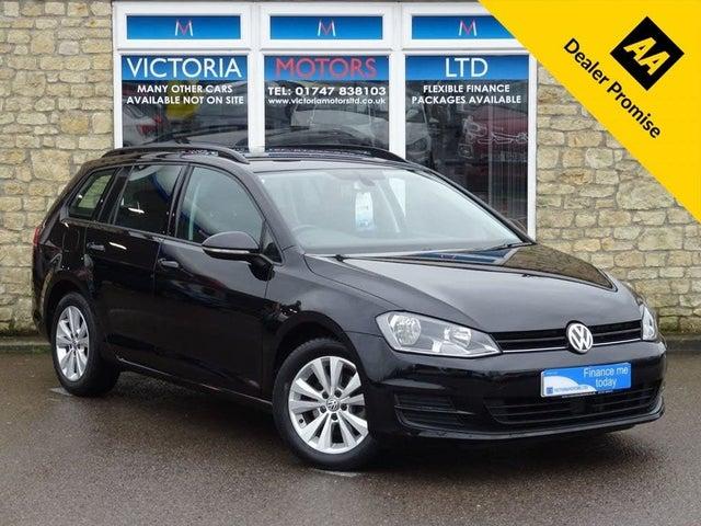 2015 Volkswagen Golf 1.4 SE (BMT)(s/s) Estate 5d 1395cc DSG (64 reg)