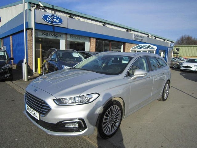 2019 Ford Mondeo 2.0TDCi Titanium Edition (190ps) EcoBlue (s/s) Estate Auto (19 reg)