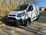 2013 Ford Transit Custom 2.2TDCi 270 L1H2 (100PS) ECOnetic Panel Van (63 reg)