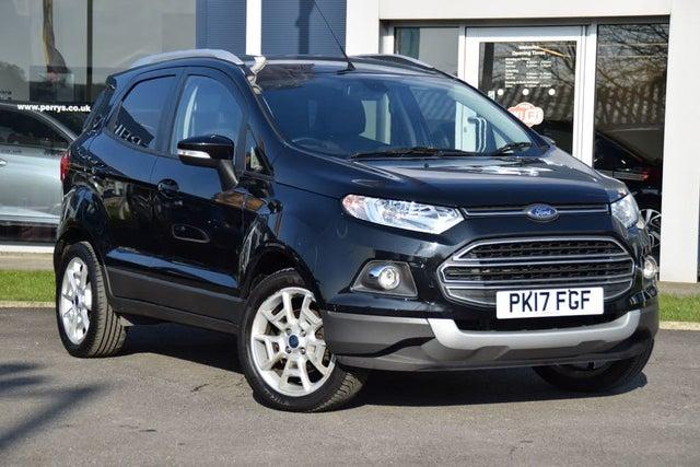 2016 Ford EcoSport 1.0 Titanium (17 reg)