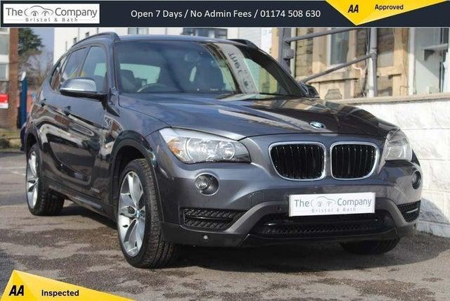 2013 BMW X1 2.0TD xDrive20d Sport (62 reg)