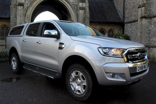 2017 Ford Ranger 3.2TD Limited (200PS)(EU6) 2 Pickup auto (68 reg)