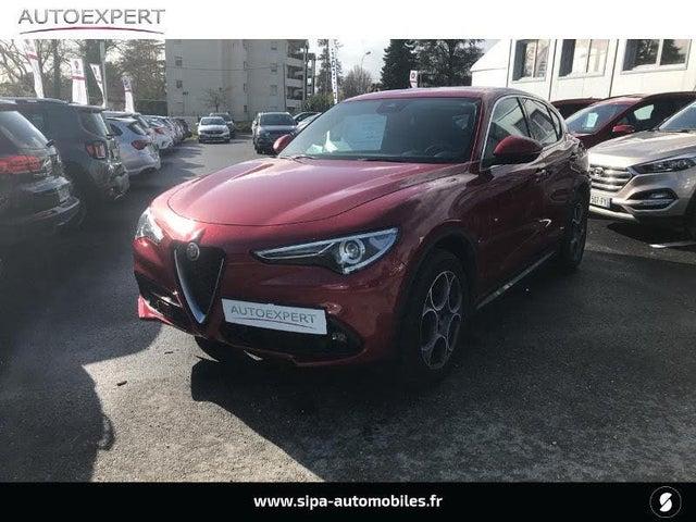 Alfa Romeo Stelvio 2017 2.2 Diesel 210 Lusso Q4 AT8