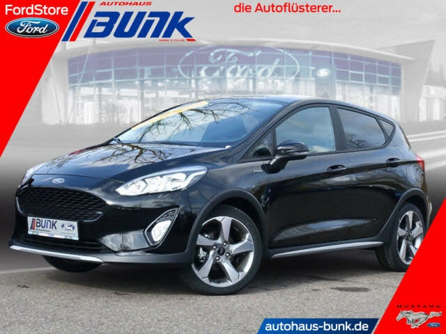 Ford Fiesta Active *-31 % NL