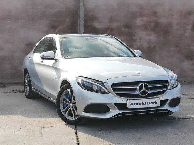 2017 Mercedes-Benz C-Class 2.0 C350e Sport (211ps) (Premium Plus) Saloon 4d 7G-Tronic (17 reg)