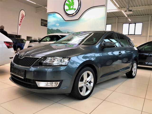 Skoda Rapid 1.6 TDI Spaceback Joy *Smart Link* Xenon