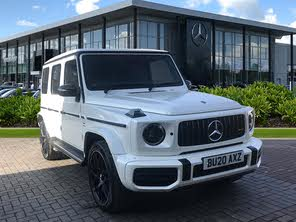 Approved 2017 Mercedes-Benz G-Class for sale - CarGurus