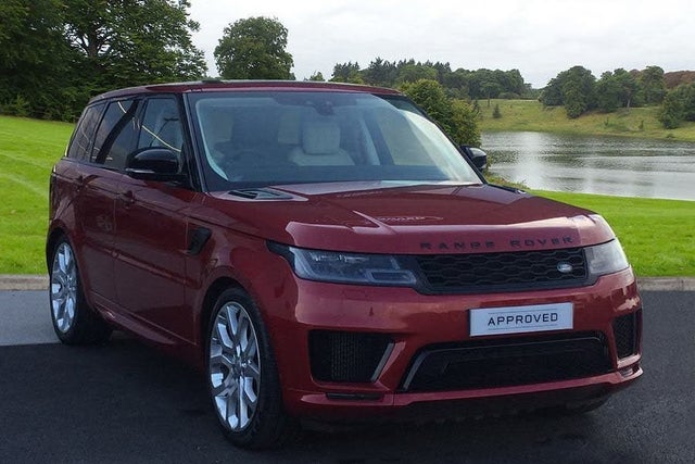 2019 Land Rover Range Rover Sport 4.4 SDV8 Autobiography Dynamic (s/s) (19 reg)
