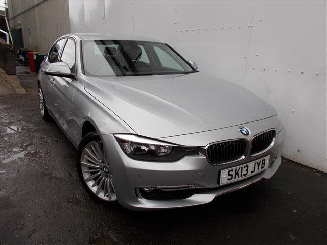 2013 BMW 3 Series 2.0 320i xDrive Luxury Saloon 4d Auto (13 reg)