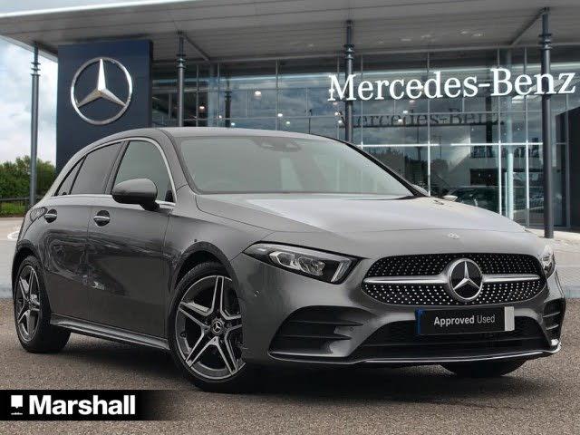 2020 Mercedes-Benz A-Class 1.3 A200 AMG Line Premium Hatchback 5d (69 reg)