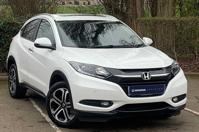 2018 Honda HR-V 1.5 i-VTEC EX (18 reg)