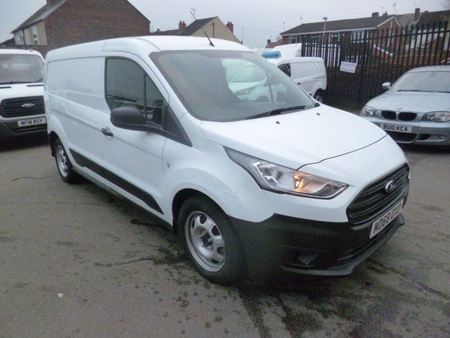 2018 Ford Transit Connect 1.5 EcoBlue L2 210 Base (100PS)(EU6) Panel (68 reg)