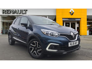 Used Renault Captur For Sale In Leicester Cargurus
