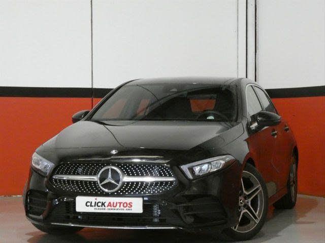2019 Mercedes-Benz Clase A