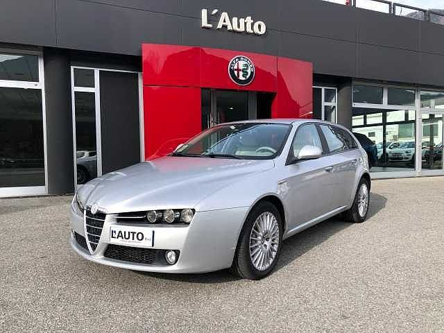 2007 Alfa Romeo 159 JTDm 20V 210 CV Sportwagon Distinctive