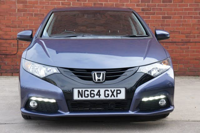 2015 Honda Civic 1.8 SE Plus Hatchback (64 reg)