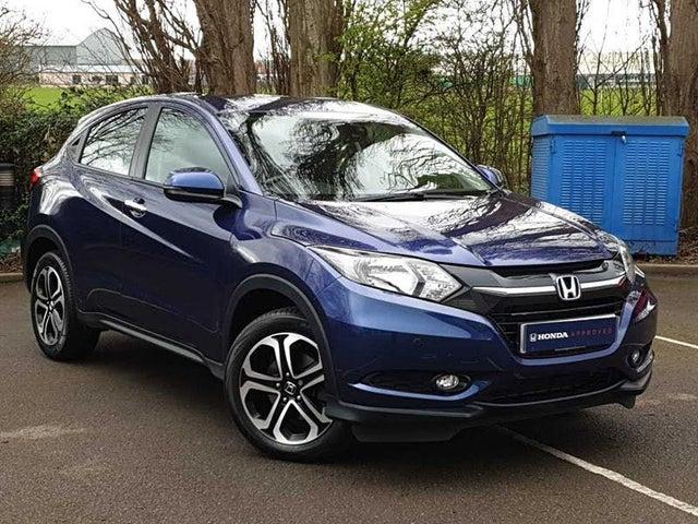 2019 Honda HR-V 1.6 i-DTEC SE (19 reg)