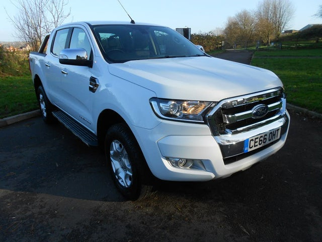 2016 Ford Ranger 3.2TD Limited (200PS)(EU6) 1 Pickup auto (66 reg)