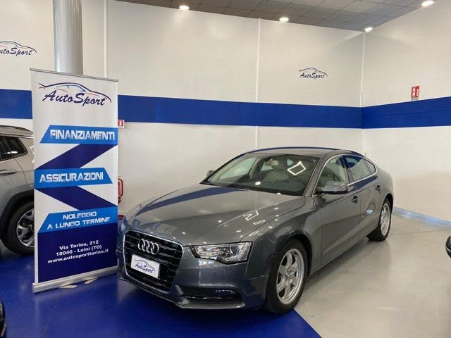 2014 Audi A5 SPB V6 245 CV quattro Advanced