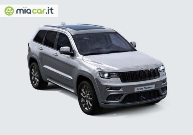 2019 Jeep Grand Cherokee V6 250 II S Model
