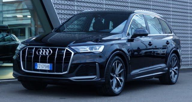 2020 Audi Q7 50 quattro