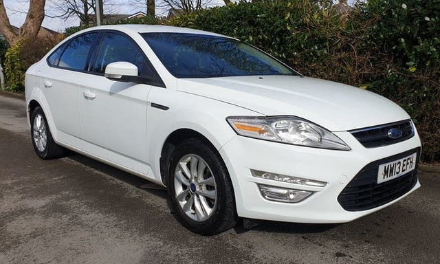 2013 Ford Mondeo 2.0TD Zetec (140ps) Hatchback (13 reg)