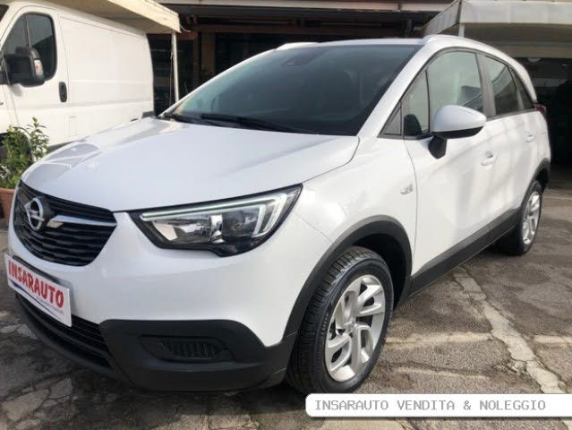 2019 Opel Crossland X 102 CV Advance