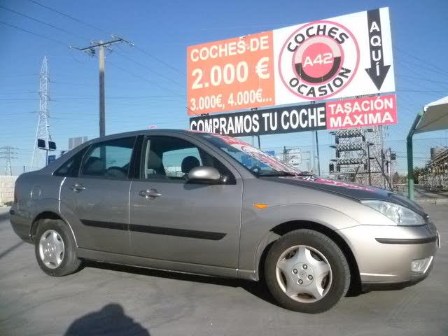2004 Ford Focus Sedán Ghia