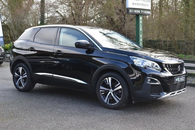 2017 Peugeot 3008 SUV 1.6 BlueHDi Allure EAT6 (67 reg)