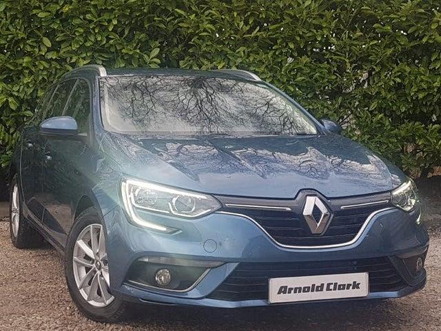 2019 Renault Megane 1.5dCi Play Sport Tourer (19 reg)