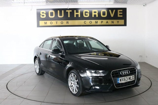 2014 Audi A4 2.0TD SE Technik (177ps) Multitronic (63 reg)