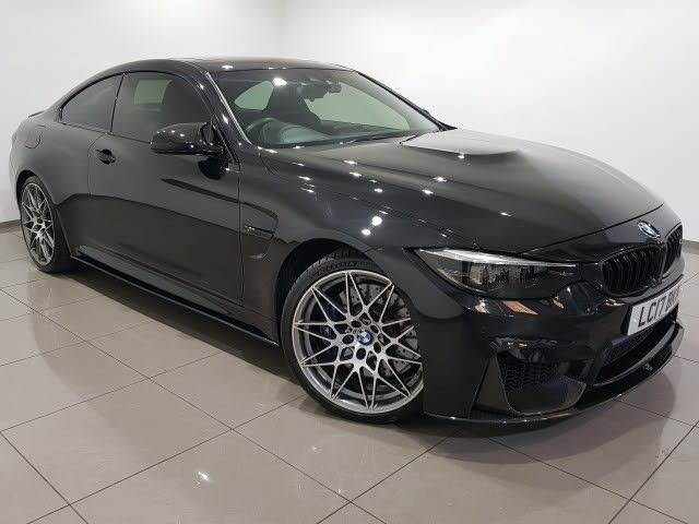 2017 BMW 4 Series 3.0 M4 (444bhp) (Competition Pack)(s/s) Coupe M DCT (00 reg)