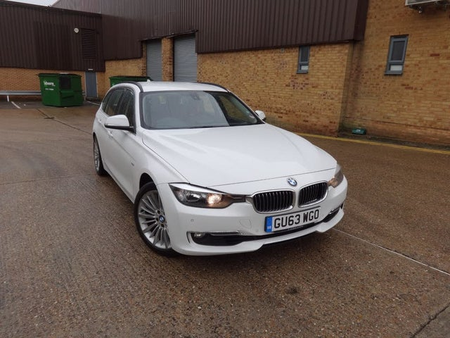 2013 BMW 3 Series 2.0TD 325d Luxury Touring 5d Auto (63 reg)