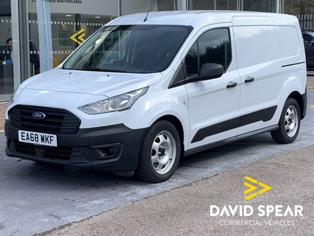 2018 Ford Transit Connect 1.5 EcoBlue L2 210 Base (100PS)(EU6) (s/s) Panel (68 reg)