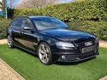 2011 Audi A4 Avant 2.0TD Black Edition (61 reg)