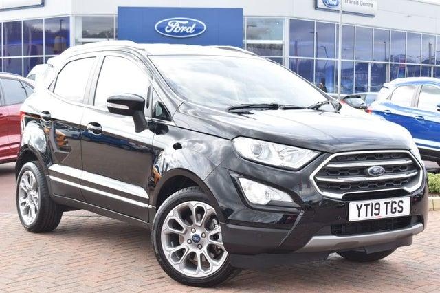 2019 Ford EcoSport 1.0T Titanium (125ps) (s/s) (19 reg)