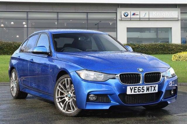 2015 BMW 3 Series (65 reg)