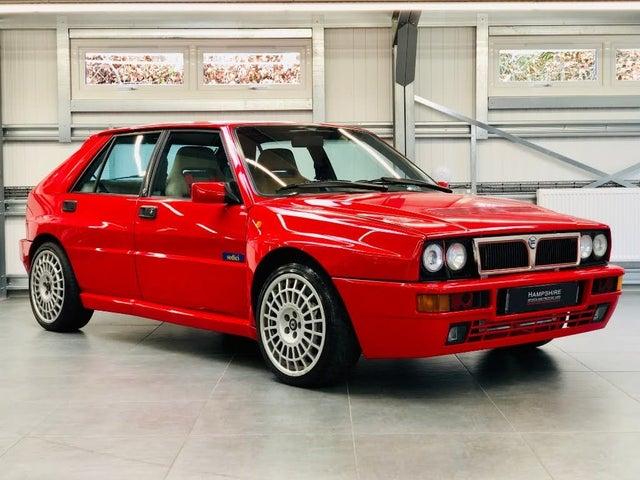 1993 Lancia Delta 2.0 HF Integrale