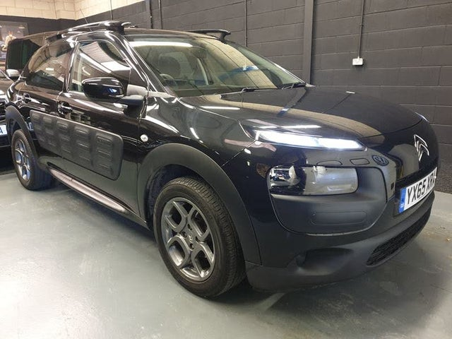 2015 Citroen C4 Cactus 1.6BlueHDi Feel (65 reg)