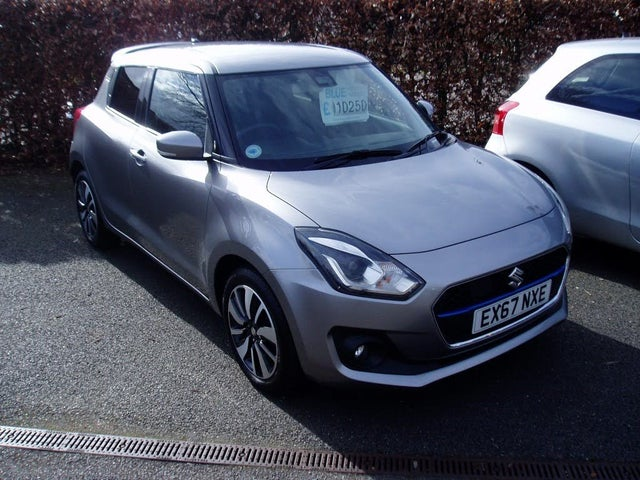 2017 Suzuki Swift 1.0 Boosterjet SZ5 (SHVS) (67 reg)