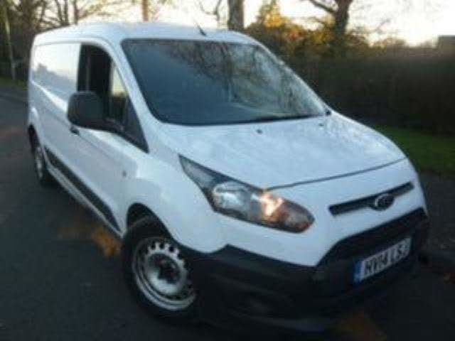2014 Ford Transit Connect 1.6TDCi L2 ECOnetic (14 reg)