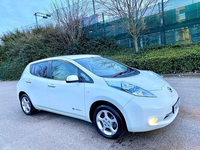 2013 Nissan Leaf E (13 reg)