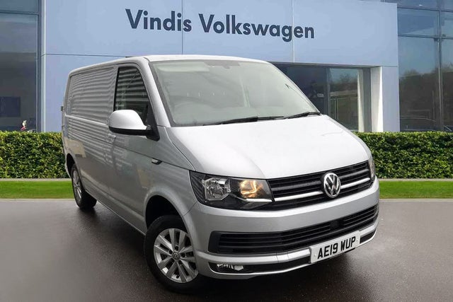 2019 Volkswagen Transporter 2.0TDI T30 Highline BMT SWB (150ps)(Eu6) Panel Van (19 reg)