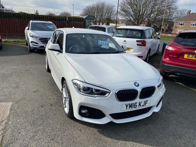 2016 BMW 1 Series 1.5TD 116d M Sport 5d (16 reg)