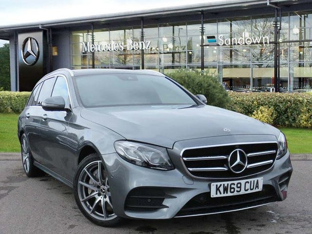 2019 Mercedes-Benz E-Class 3.0 d E350d AMG Line Edition (Premium Plus) Estate 5d (69 reg)