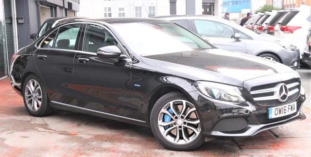 2016 Mercedes-Benz C-Class 2.0 C350e Sport (211ps) (Premium Plus) Saloon 4d (16 reg)
