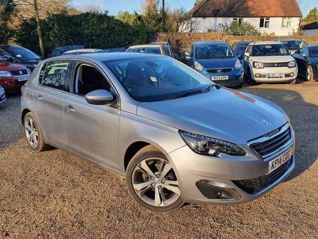 2014 Peugeot 308 1.2 Allure (130bhp) (14 reg)